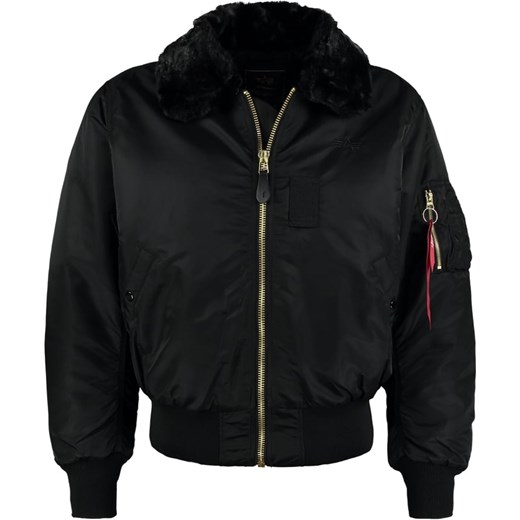 Alpha Industries B15  Kurtka Bomber black Zalando