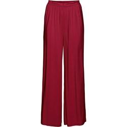 3d8c76274b01a Czerwone spodnie damskie bonprix, lato 2019 w Domodi