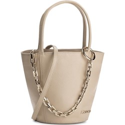 75096b36f929d Shopper bag Kazar - eobuwie.pl ...