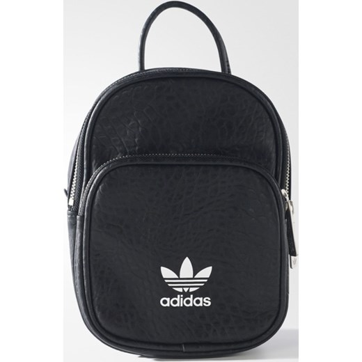 60411c2bddb33 Plecak adidas originals mini Backpack (BK6951) Adidas Originals czarny One  Size retrokicks