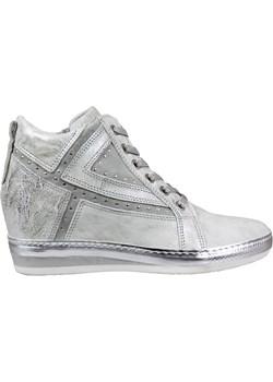 Sneakersy KHRIO szary Khrio Andora - kod rabatowy