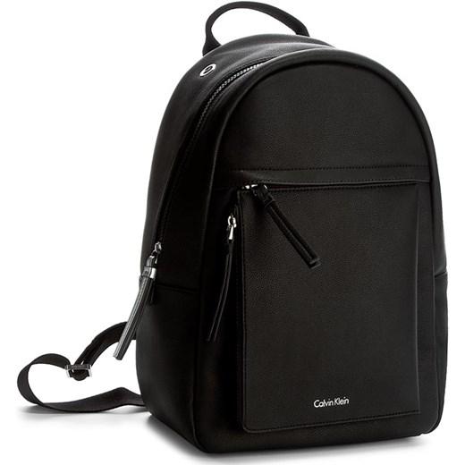 f8ef9661d67c Plecak CALVIN KLEIN BLACK LABEL - Ch4rly Backpack K60K602506 001 czarny Calvin  Klein Black Label eobuwie