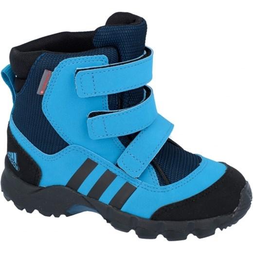 1ff672cc0abfd Buty adidas ClimaWarm Holtanna Snow CF PL I - CM7278 niebieski Adidas  UrbanGames