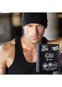 Esencja Perfum odp. Acqua di Gio Armani /30ml 3G Magnetic Perfume bialy esencjaperfum.pl - kod rabatowy