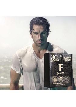 Esencja Perfum odp. Fahrenheit Dior /30ml 3G Magnetic Perfume czarny esencjaperfum.pl - kod rabatowy