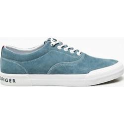 d1cb492f0036 Niebieskie buty męskie tommy hilfiger w wyprzedaży w Domodi