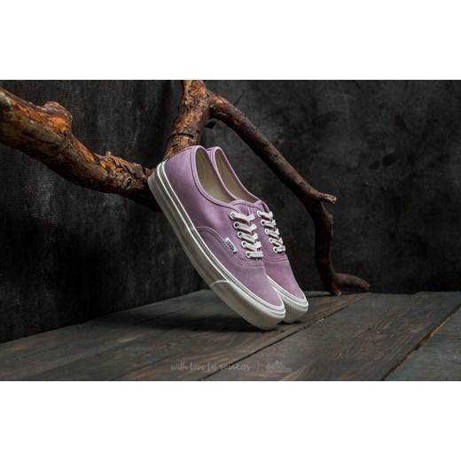 c3c702b94973 Vans OG Authentic LX (Suede  Canvas) Fragrant Lilac Vans fioletowy 43  Footshop