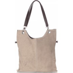 8677eeab9172a Shopper bag Genuine Leather - PaniTorbalska