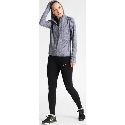 5b1e0bd848 ... Performance niebieski  Nike Performance DRY ELEMENT Koszulka sportowa  thunder blue heather refelctive silver Nike Performance XL