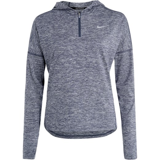19ed4c7789 Nike Performance DRY ELEMENT Koszulka sportowa thunder  blue heather refelctive silver niebieski Nike Performance ...