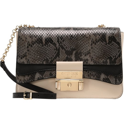 03685ae3c6df1 Guess Luxe GINEVRA SMALL FLAP Torba na ramię black Guess Luxe bezowy One  Size Zalando ...