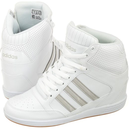 Sneakersy adidas Super Wedge W AW3968 (AD698 a) szary ButSklep.pl