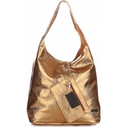 Złote torebki damskie zalando duże na ramię 217240637c7