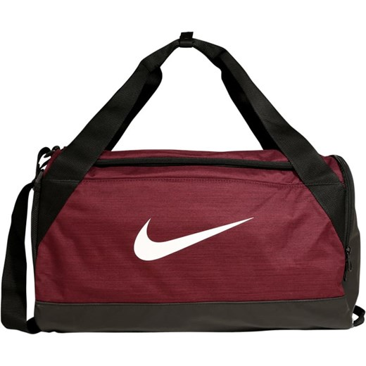 170561f432614 Nike Performance BRASILIA Torba sportowa dark team red black white czerwony  Nike Performance One ...