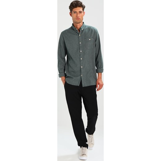 4ee7a0ea1 ... Knowledge Cotton Apparel SLIM FIT Koszula green gables Knowledge Cotton  Apparel S Zalando