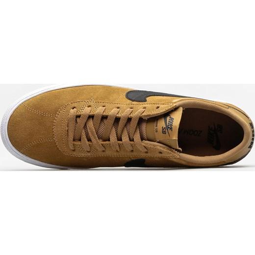 uk availability 6610d ac07e ... Buty Nike SB Zoom Bruin Premium Se (golden beige black white black) Nike