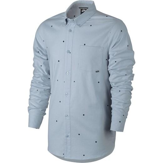 przedstawianie klasyczny styl najniższa cena Koszula Nike SB Flex Top lt armory blue Snowboard Zezula
