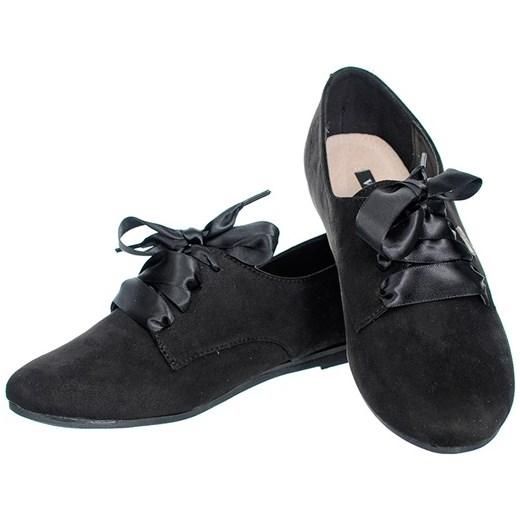e9c227e49c0ab PÓŁBUTY JAZZÓWKI DAMSKIE szary Vices Family Shoes w Domodi