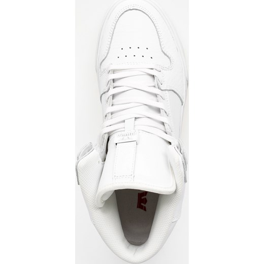 Buty Supra Vaider (white/white red) Supra bialy 43 SUPERSKLEP