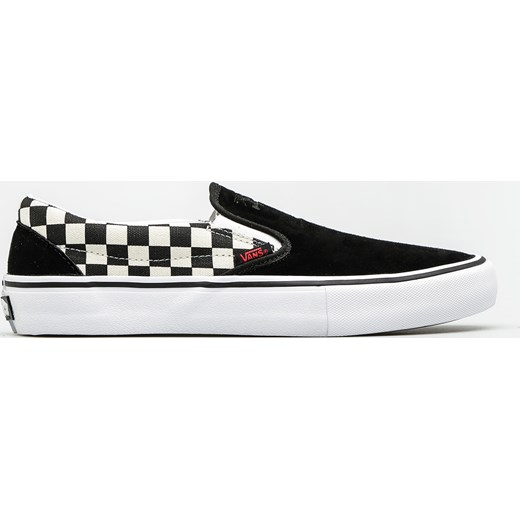 vans slip on checkerboard pl