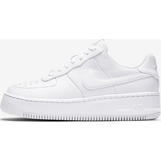online store 30e1f f1ef4 Buty Nike Wmns Air Force 1 Upstep (917588-100) bialy Nike 40 e