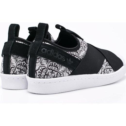 ... adidas Originals - Buty Superstar Slip On Adidas Originals 37 1 3  ANSWEAR.com ... 7828283688af6