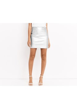 FAUX LEATHER METALLIC SKIRT   Oasis  - kod rabatowy