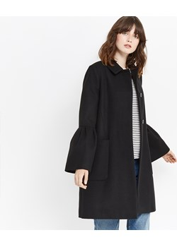 KITTY FRILL SLEEVE COAT  Oasis   - kod rabatowy