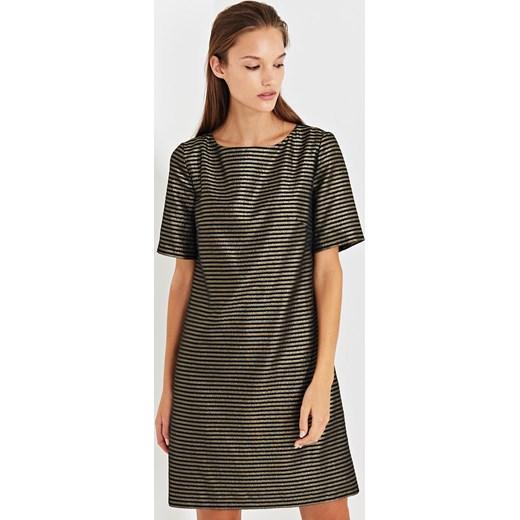 6002c65a04a530 Sukienka Simple w Domodi