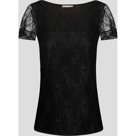 c69521cd952f27 ... Koszulka z koronką czarny Orsay XS orsay.com ...