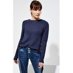 ce453c9db1e2 Granatowe swetry damskie