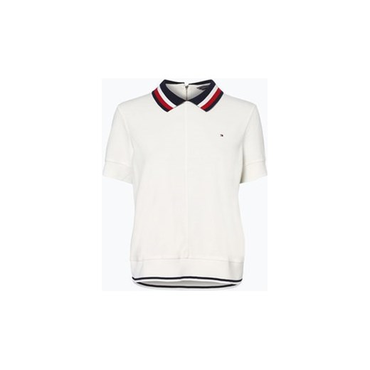 102fe900311d7 Tommy Hilfiger - Damska koszulka polo, beżowy Tommy Hilfiger XXL vangraaf