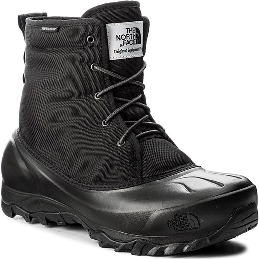 6cbd0244ae7a7 Śniegowce THE NORTH FACE - Tsumoru Boot T93MKSZU5 Tnf Black/Dark Shadow  Grey szary The