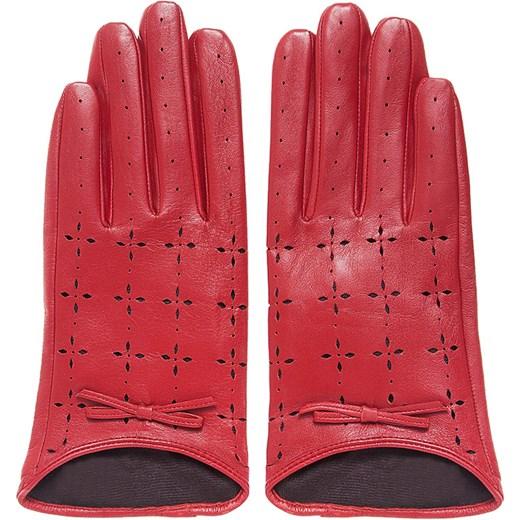 7bb289c44f105 ... 45-6-519-2T Rękawiczki damskie Wittchen czerwony S ...