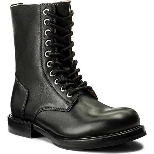 d6ed870ba4b13 Botki DIESEL - D-Komb Boot Cb Y01529 PR030 T8013 Black czarny Diesel 40  eobuwie