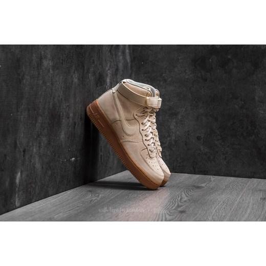 Nike Wmns Air Force 1 Hi SE Muslin  Muslin-Gum Medium Brown Footshop ... e3078c7f5