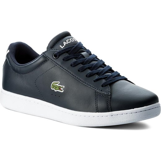 Sneakersy LACOSTE - Carnaby Evo Bl 1 Spm 7-33SPM1002003 Nvy bialy Lacoste 45 eobuwie.pl