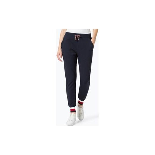 2f772c3ab5c15 Tommy Hilfiger - Damskie spodnie dresowe — Trisha, niebieski czarny Tommy  Hilfiger XL vangraaf