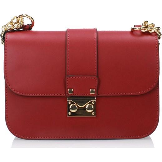 274f1ca333e50 Czerwona torebka na ramię czerwony 3i w Domodi