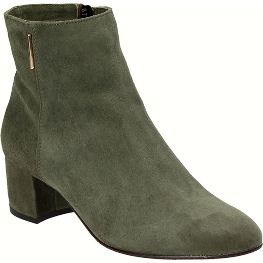 4e2afb3672151 ... Zielone botki damskie WOJTOWICZ Wojtowicz szary 39 Wojtowicz Awangarda  Shoes ...