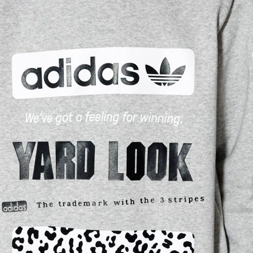 bluza adidas yard look
