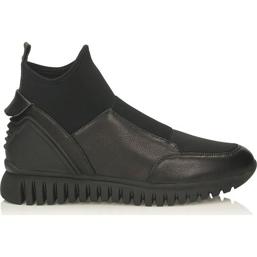 8a244915d2a619 Czarne buty sportowe damskie Kazar szary kazar.com w Domodi