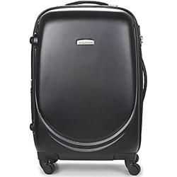 4859747bacb69 Czarne walizki i torby podróżne borderline