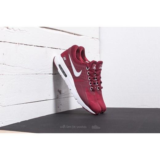Nike Air Max Zero Essential Team Red  White-Wolf Grey fioletowy Nike 42.5  Footshop 48afda139