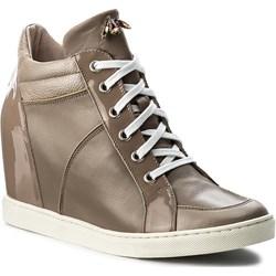 b2102289811d7 Brązowe buty damskie gino rossi, wyprzedaż, lato 2019 w Domodi