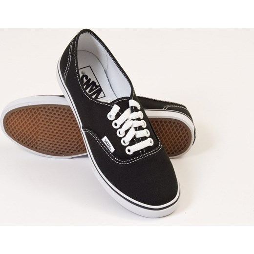 vans authentic brązowe