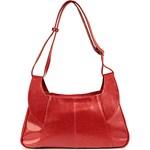 c07c1399a5af8 DAN-A T101 czerwona torebka skórzana damska listonoszka skorzana-com  czerwony na telefon