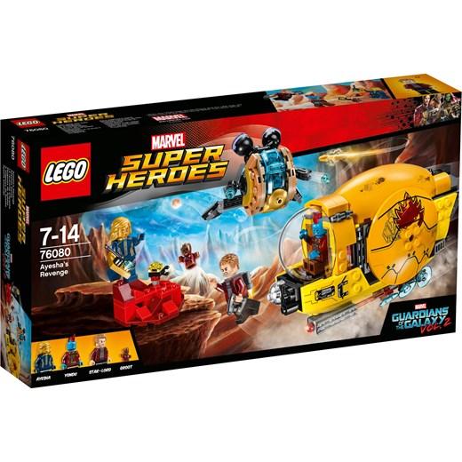 Klocki Lego Super Heroes Zemsta Ayeshy 76080 Oficjalny Sklep Allegro