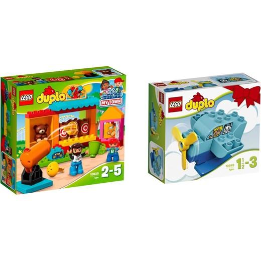 Klocki Lego Duplo Strzelnica 10839 Samolot 10849 Oficjalny Sklep