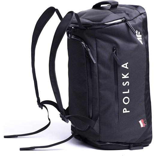 07975d4793fac Torba sportowa Polska Pyeongchang 2018 TPU900 - czarny 4F w Domodi